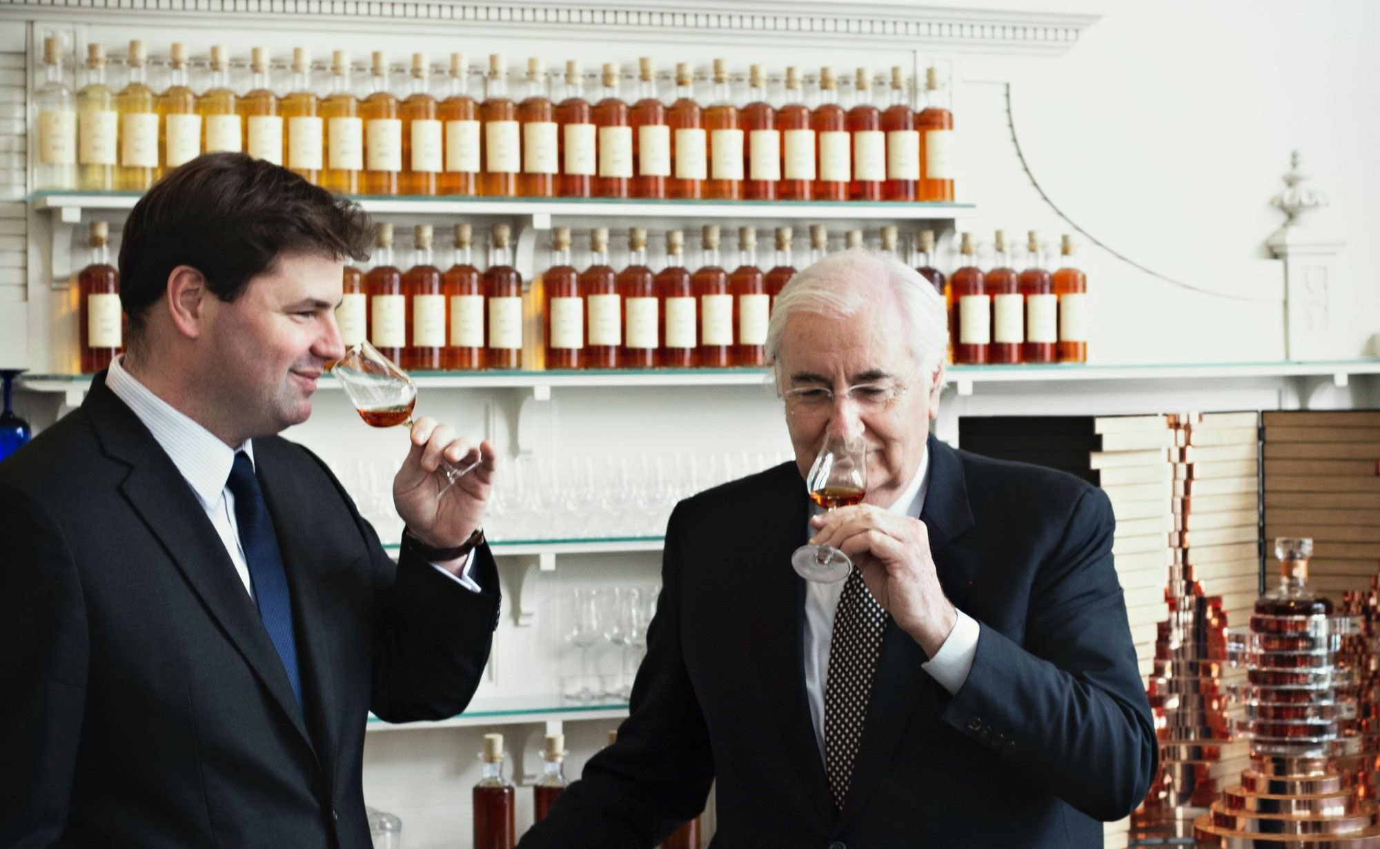 5 Minutes With Hennessy's New Master Blender
