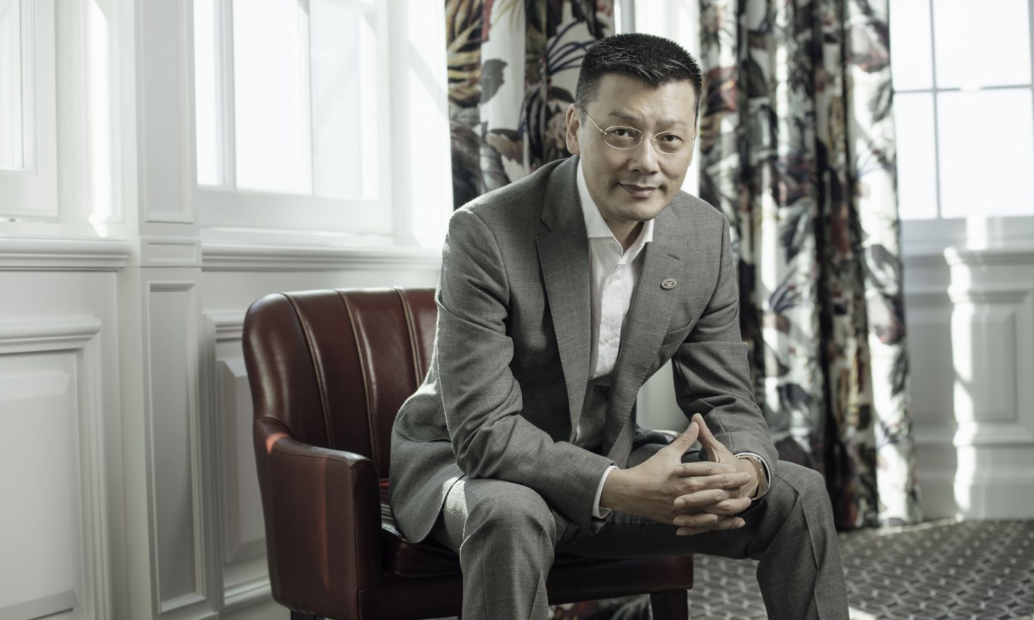 15 Minutes with Howard Cai