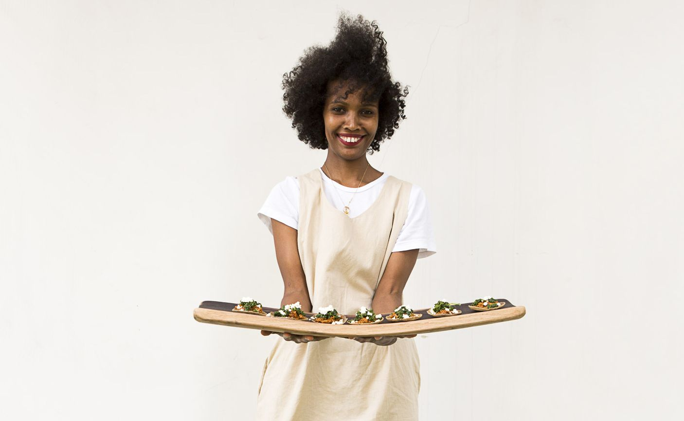 #TatlerTable: Helina Tesega of Eat Ethio