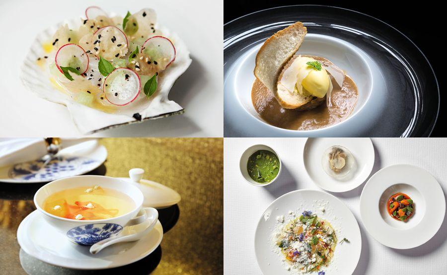 Hong Kong Tatler's Top 20 Best Restaurants of 2016