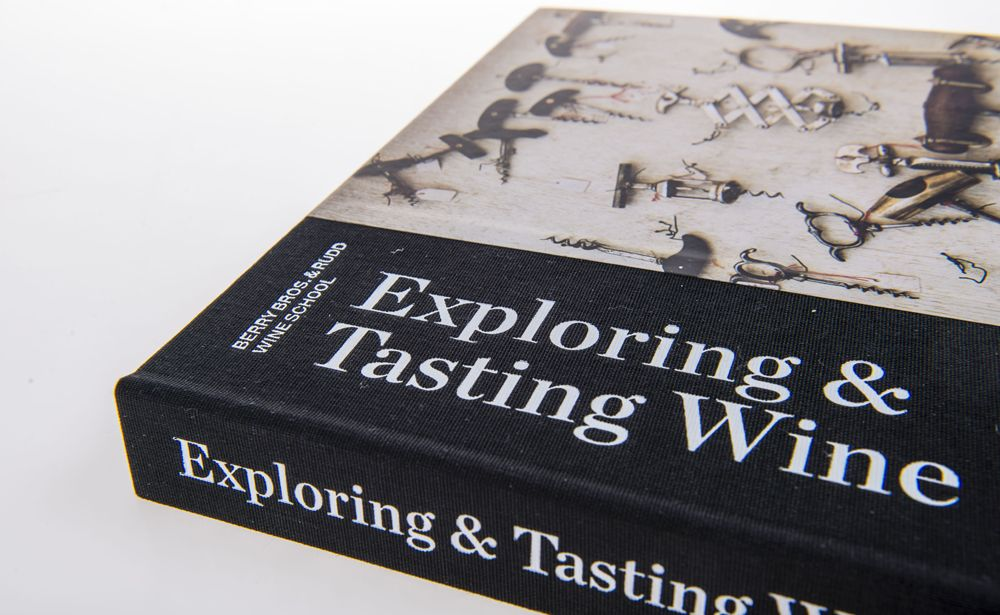 An Education in Wine: Berry Bros. & Rudd Launches New Wine Book