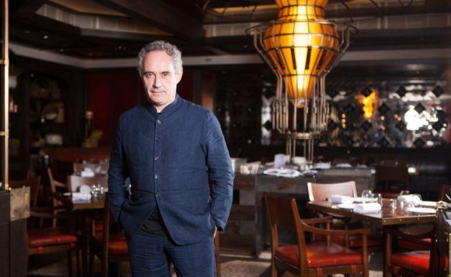 Interview: Ferran Adria