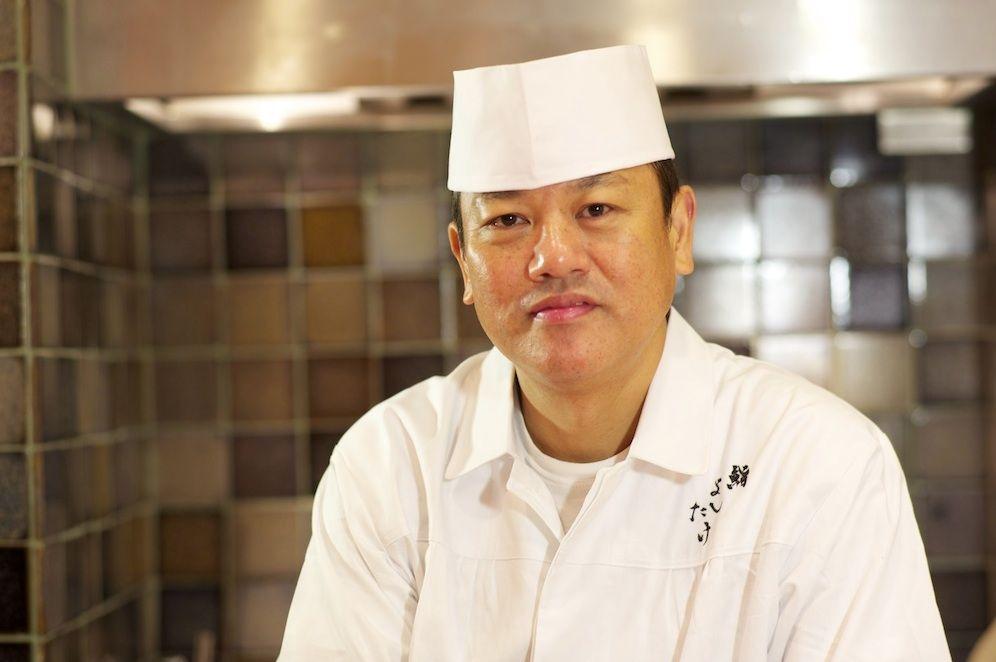 First Look at Sushi Yoshitake