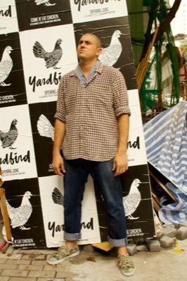 Q&A with Matt Abergel of Yardbird