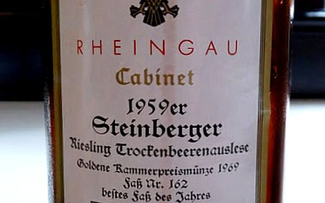 In Germany, Riesling is King