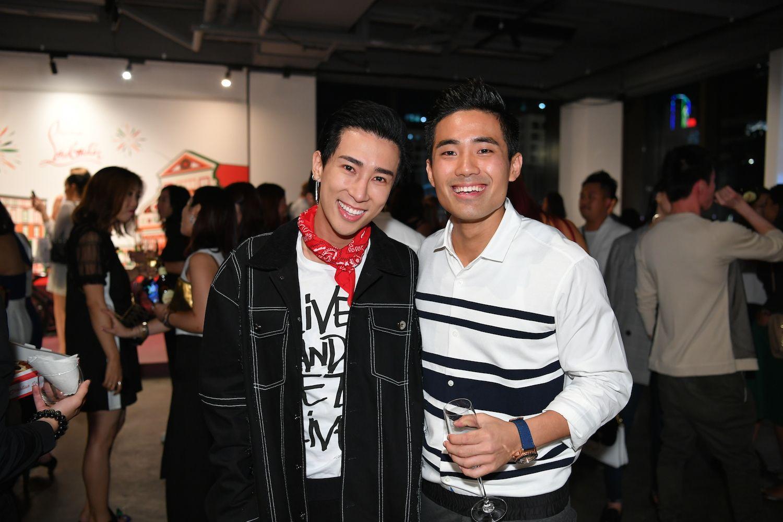 Tianyo Mayao and Emil Cheung