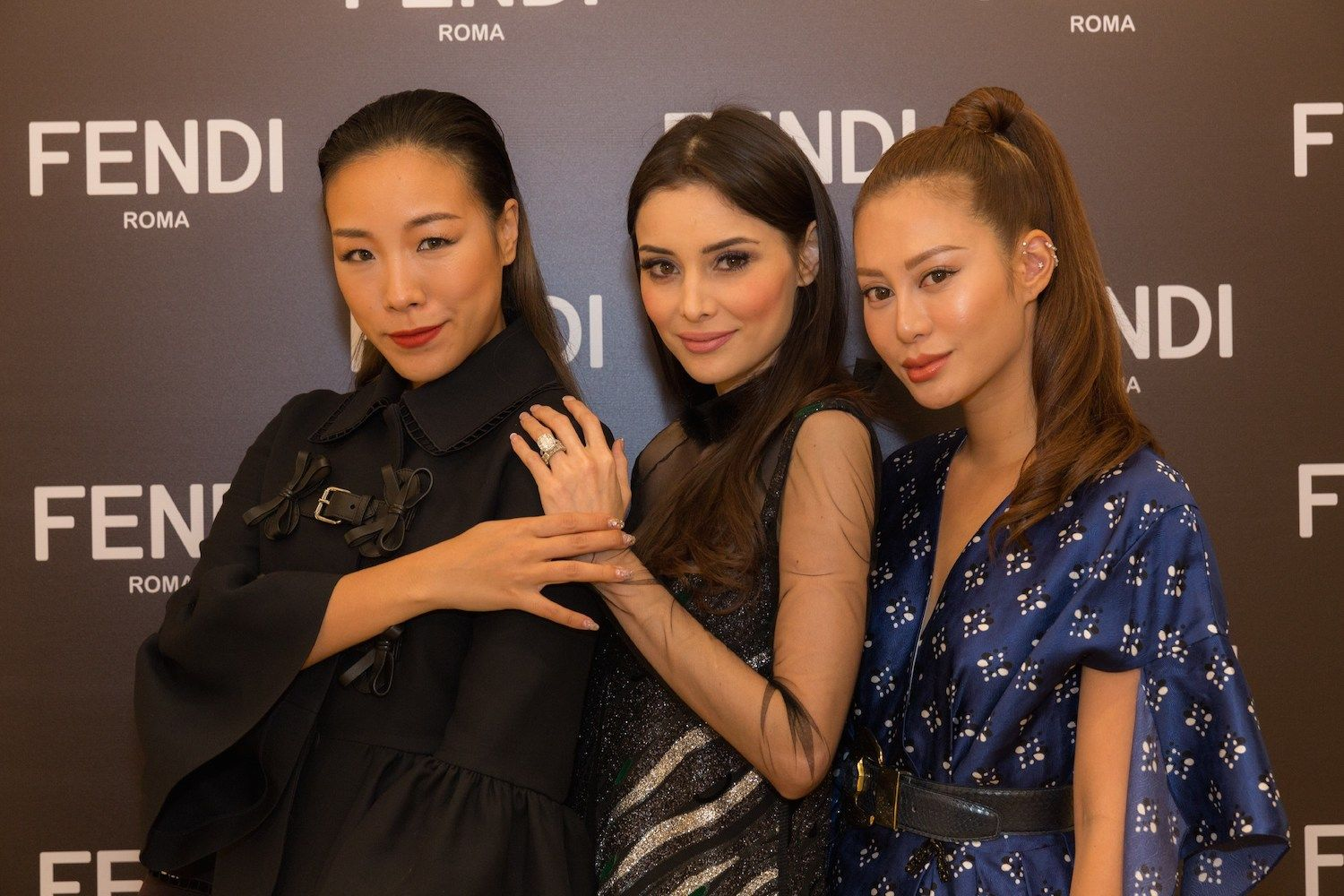 Feiping Chang, Deborah Hung and Eleanor Lam