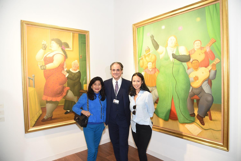 Alice Chiu, Mathias Rastorfer and Claudine Ying
