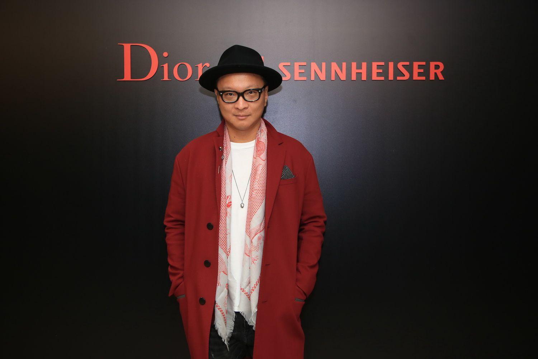3bf47b150a7b Photos  Dior Homme and Sennheiser Launch Party