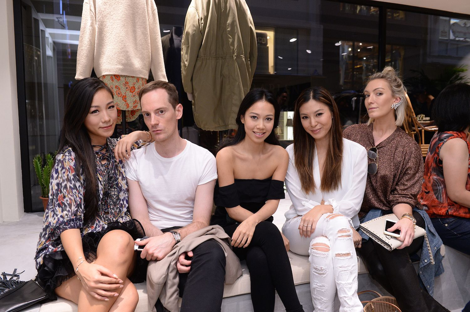 Feiping Chang, Arne Eggers, Claudine Ying, Alison Chan-El Azar, and Olivia Croucher Buckingham