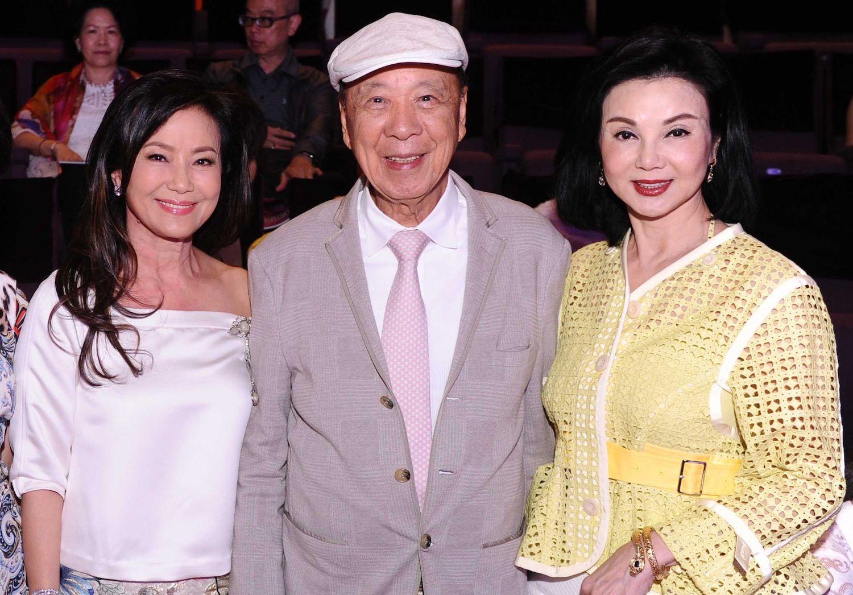 Karen Chuang, Lui Che Woo, Lynn Hsieh