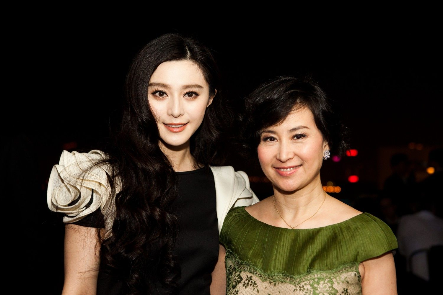 Fan Bing Bing and Pansy Ho
