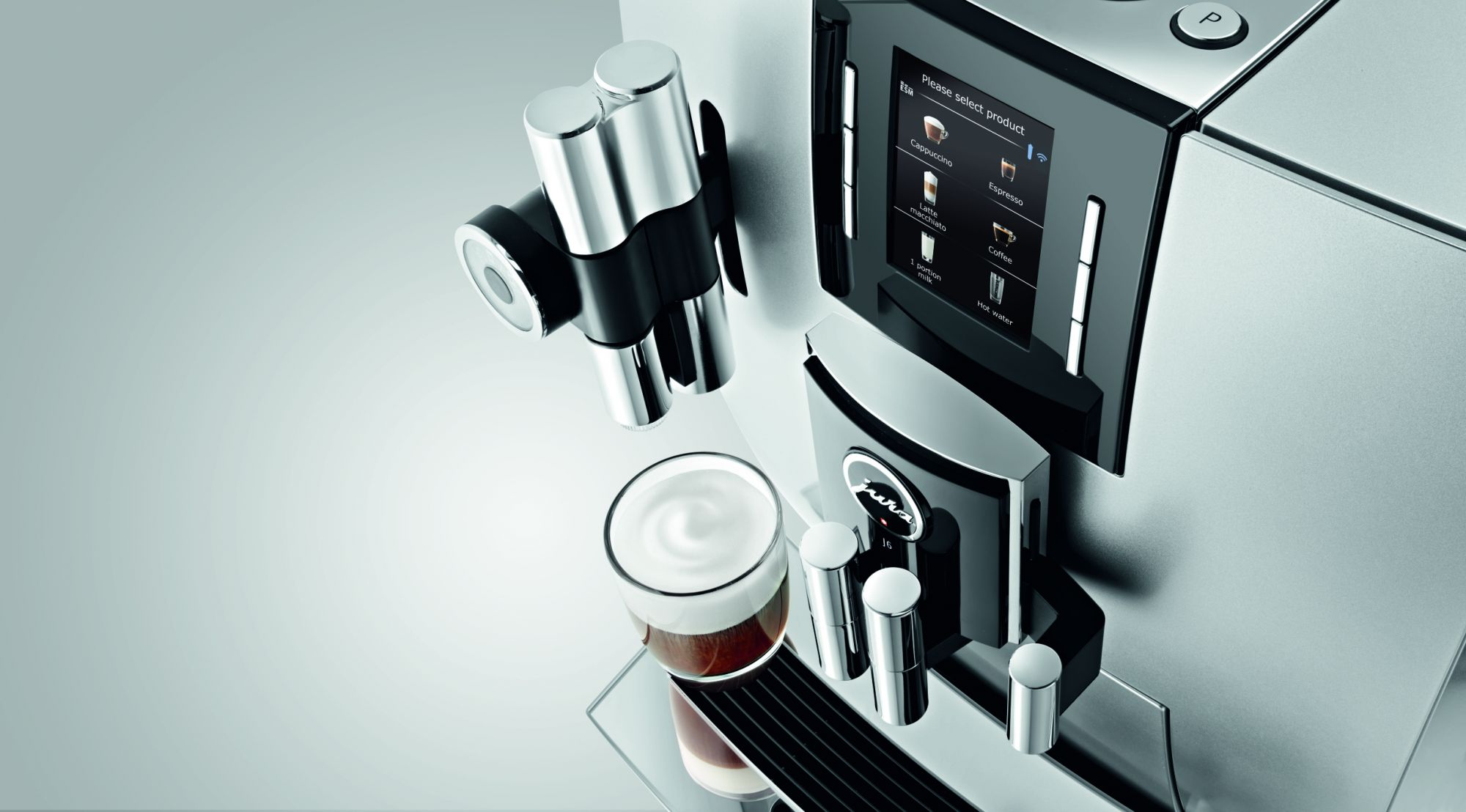 Be Your Own Barista With The JURA J6