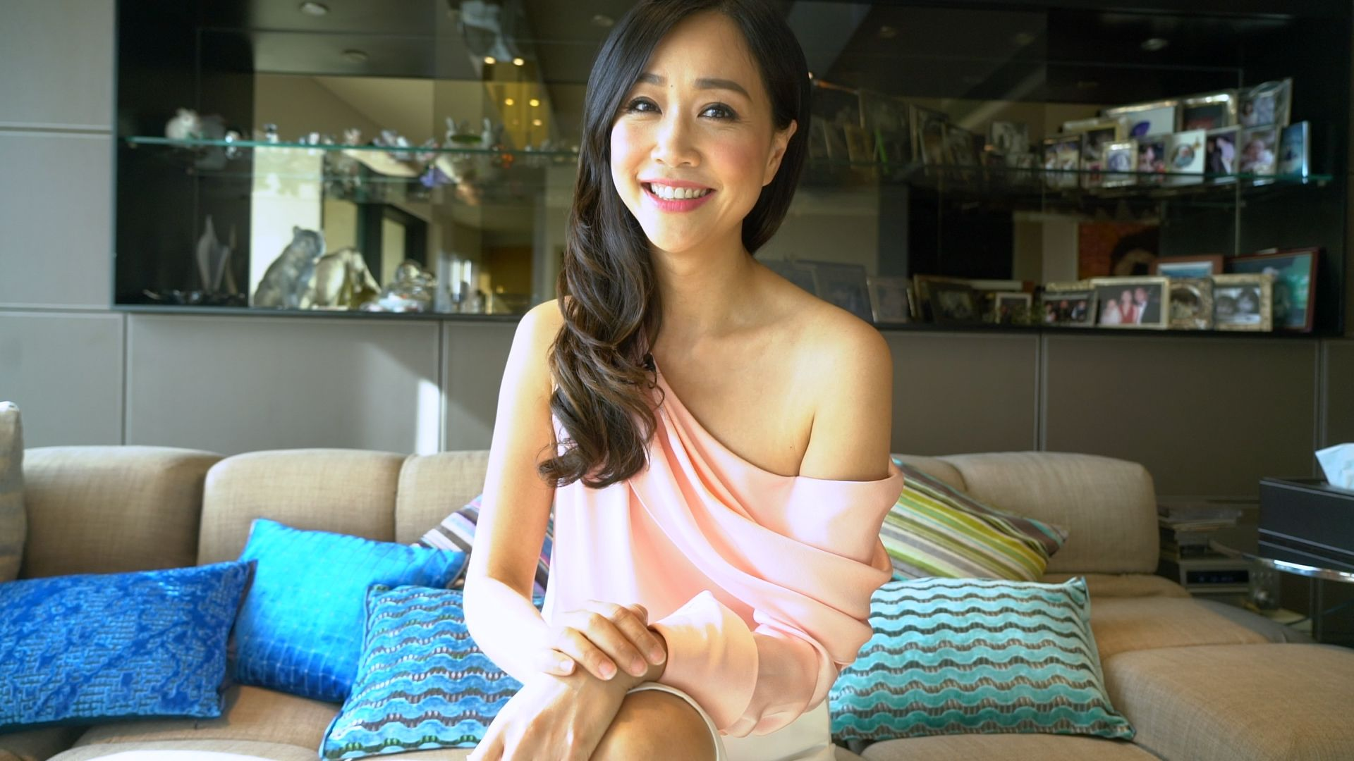 Video: 40 Seconds with Angie Ting