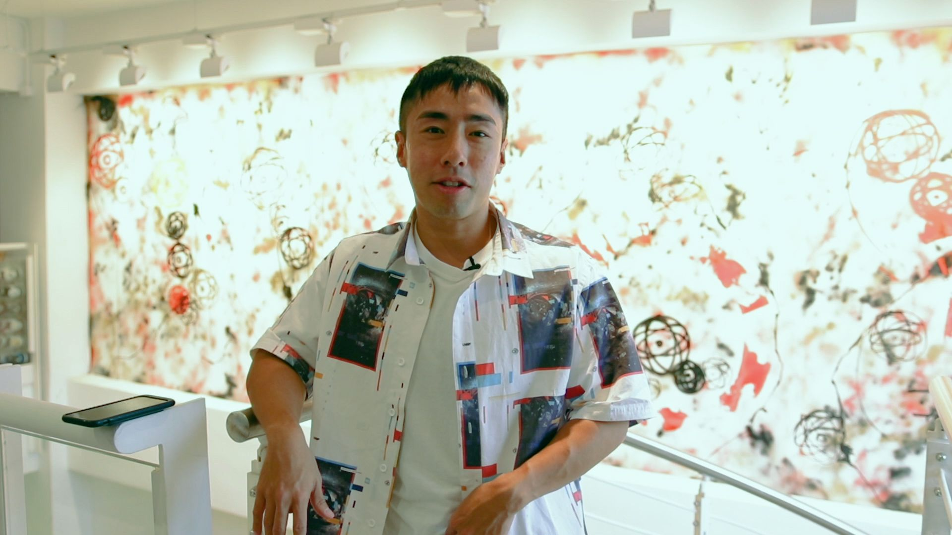 Video: 40 Seconds With Kevin Poon