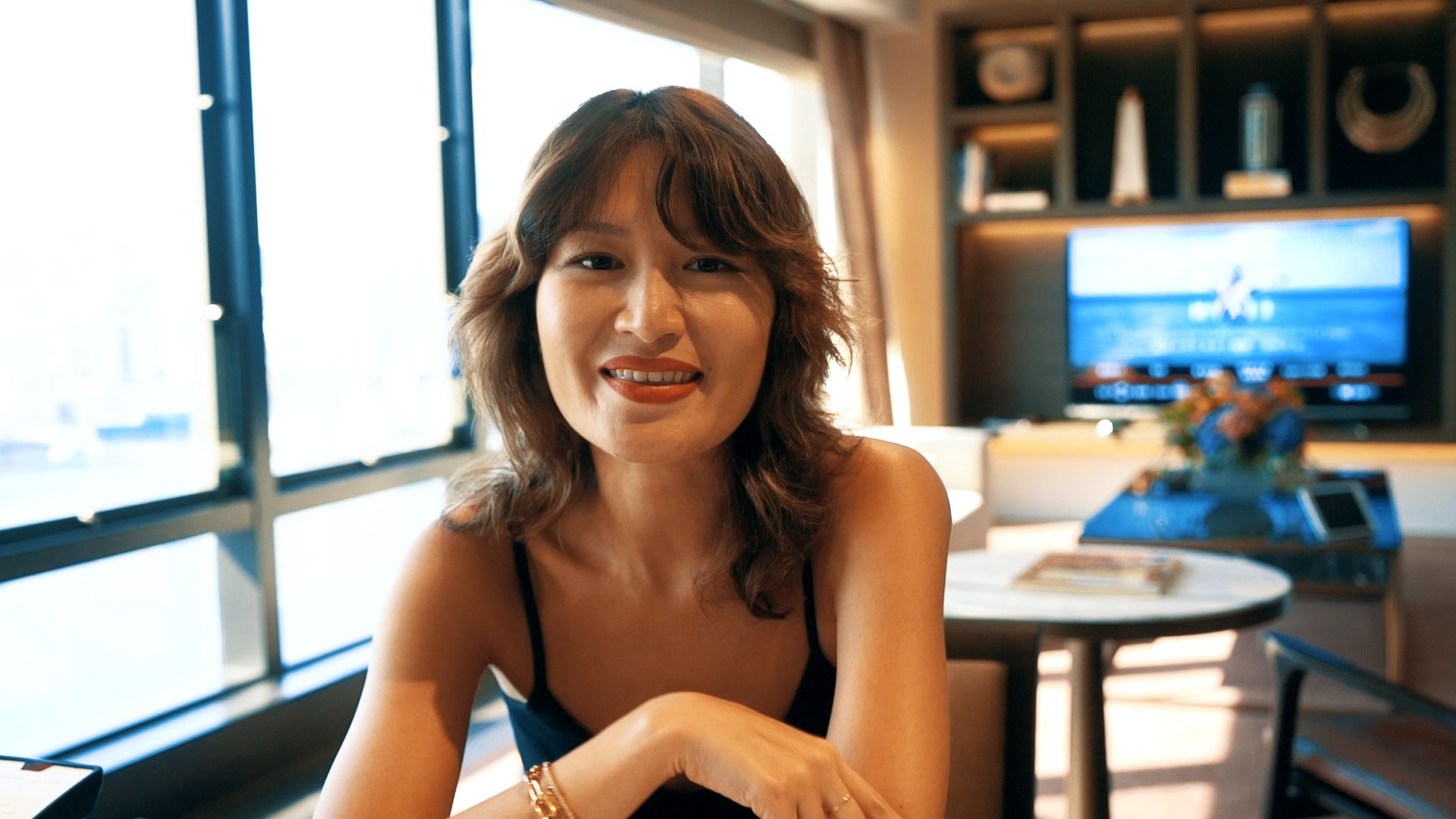 Video: 40 Seconds With Helen Ma