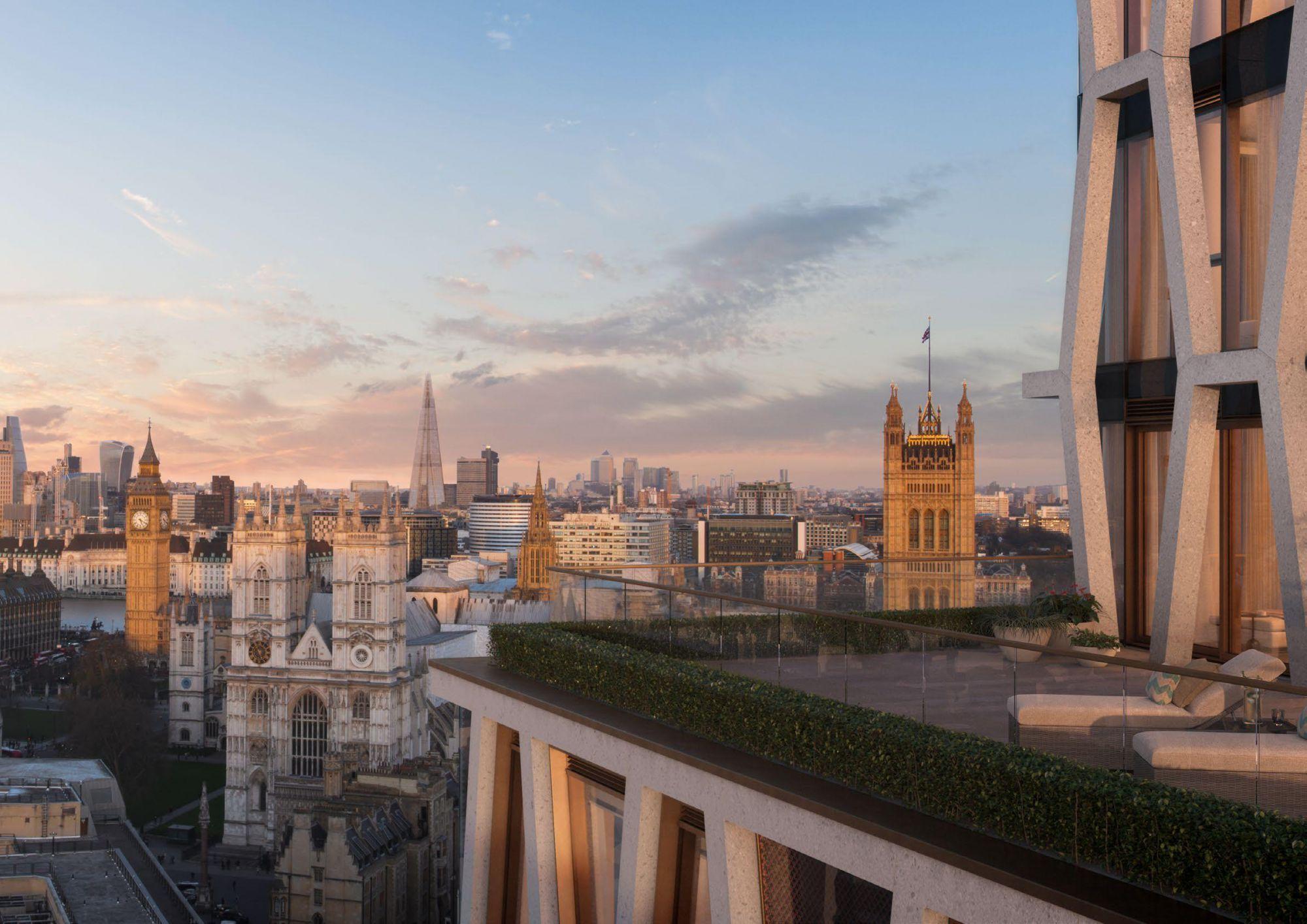 The Broadway: Prestigious Living In Central London's Skyline