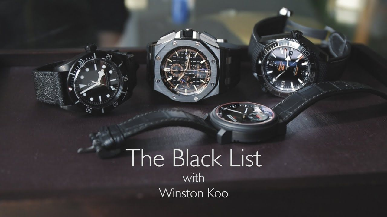 Video: The Black List With Winston Koo