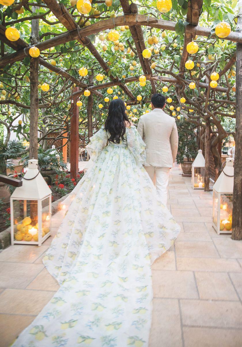 Real Weddings: Feiping Chang & Lincoln Li