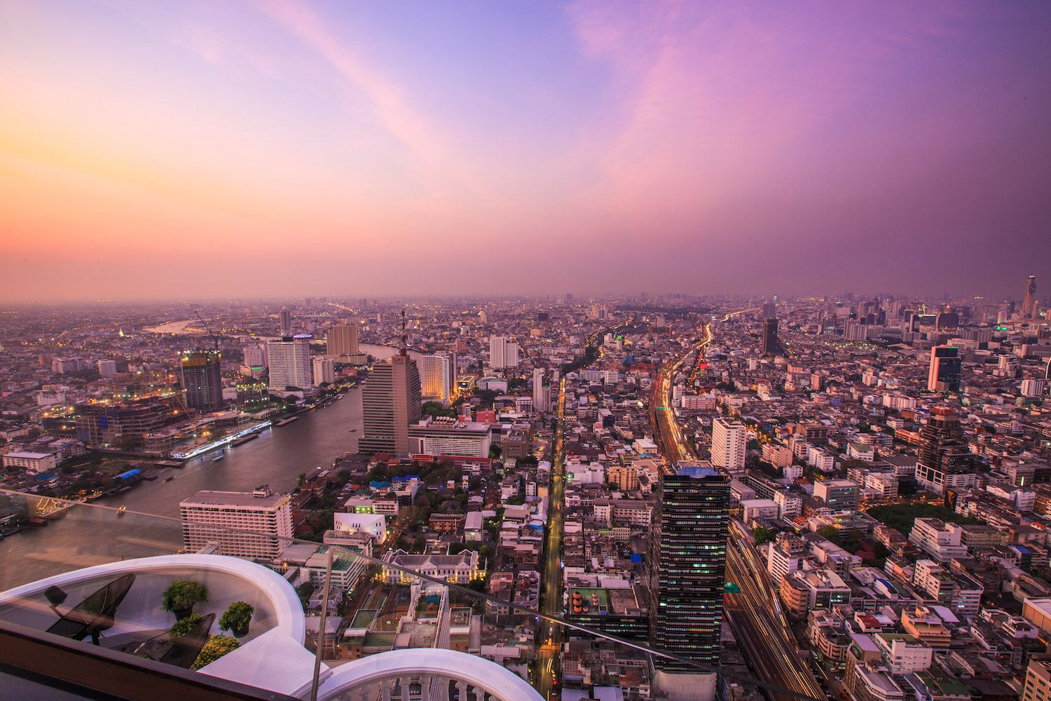 48 Hours in Bangkok: Rooftop Bars & Gallery Hopping