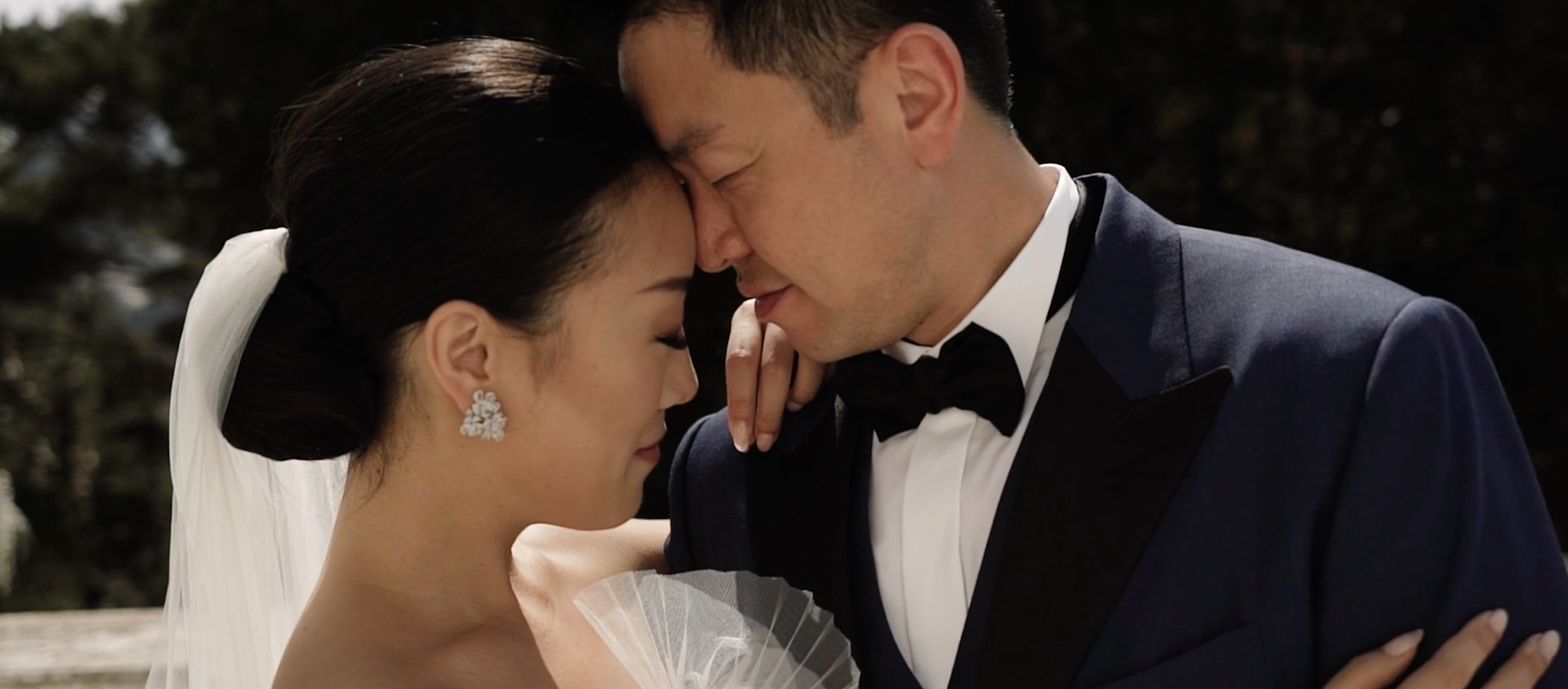 The Official Video From Feiping Chang & Lincoln Li's Fairytale Wedding