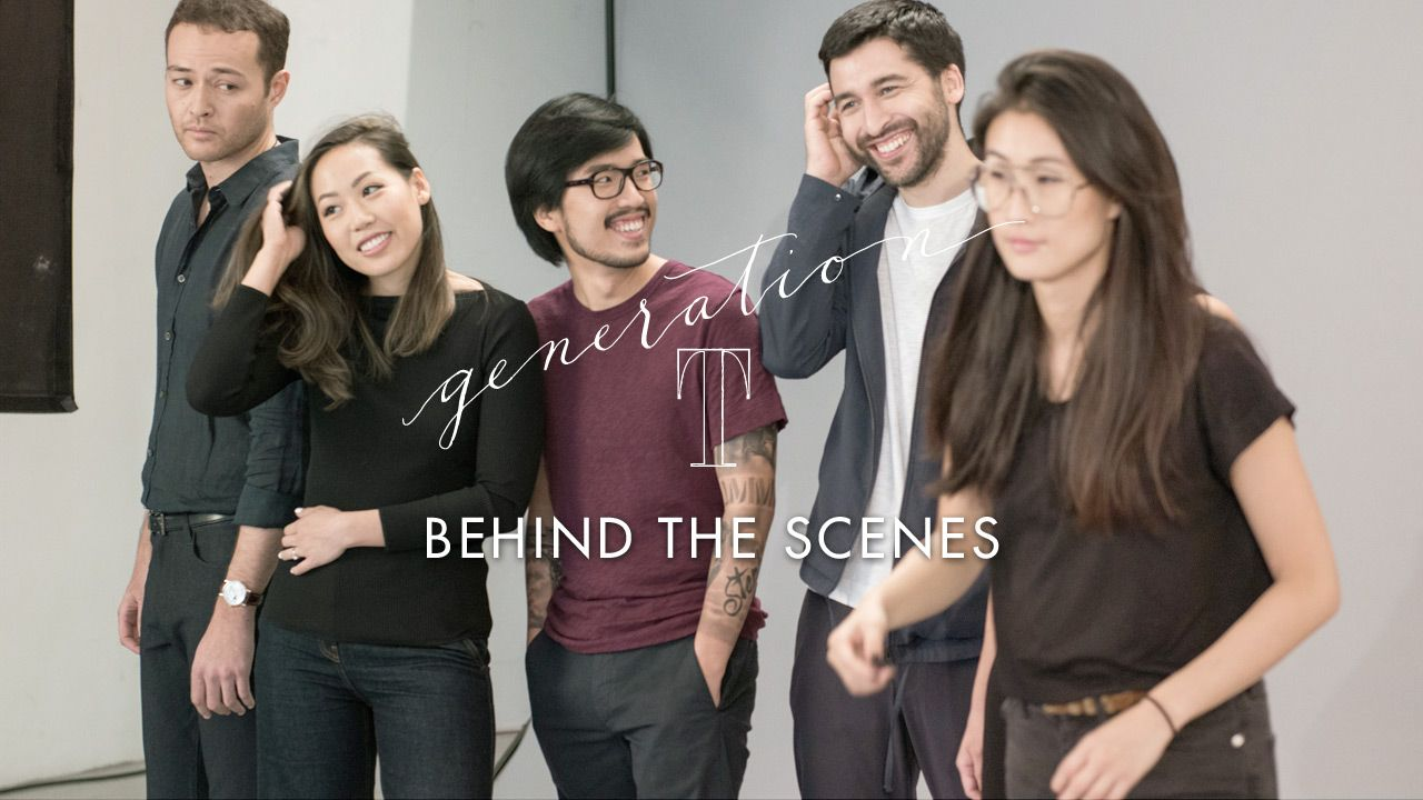 Video: Behind The Scenes Of Hong Kong's 2017 Gen.T Cover Shoot