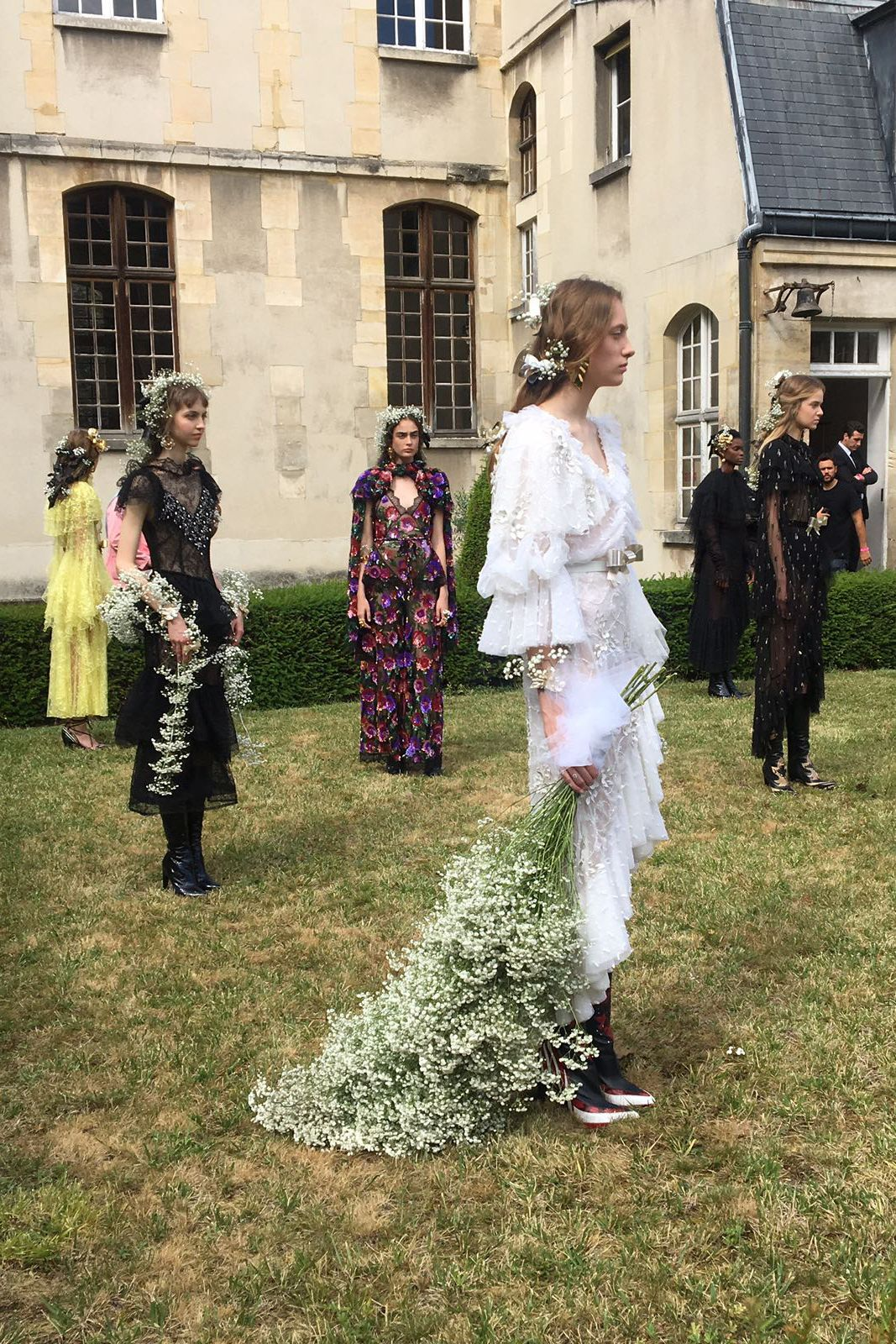 What You Missed At Paris Haute Couture Fashion Week 2017