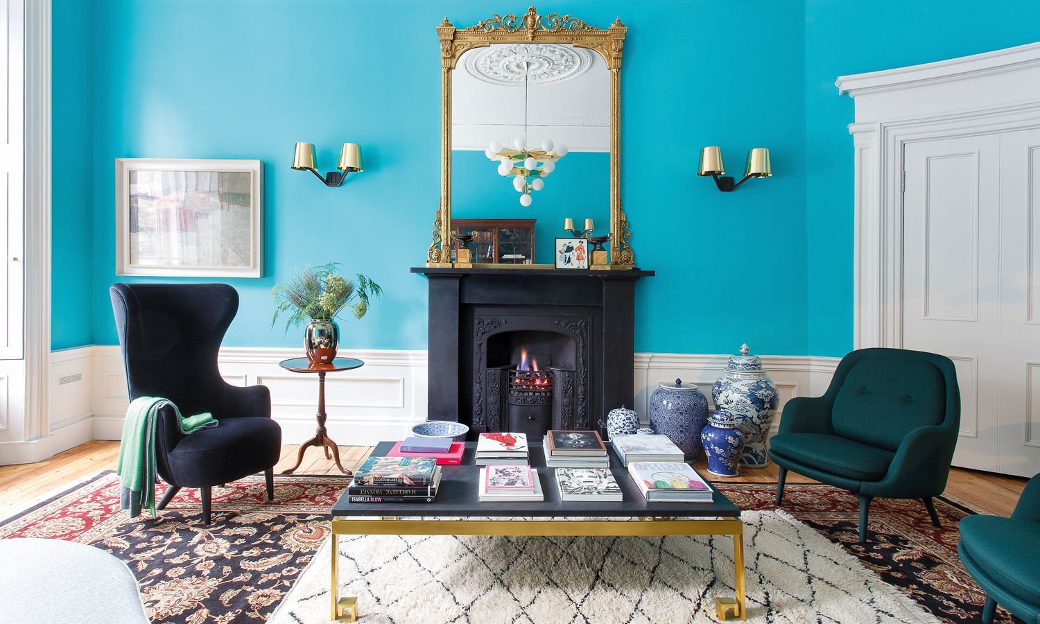 A Scottish Abode: Inside Roderick Murray and Andrew Keith's Home