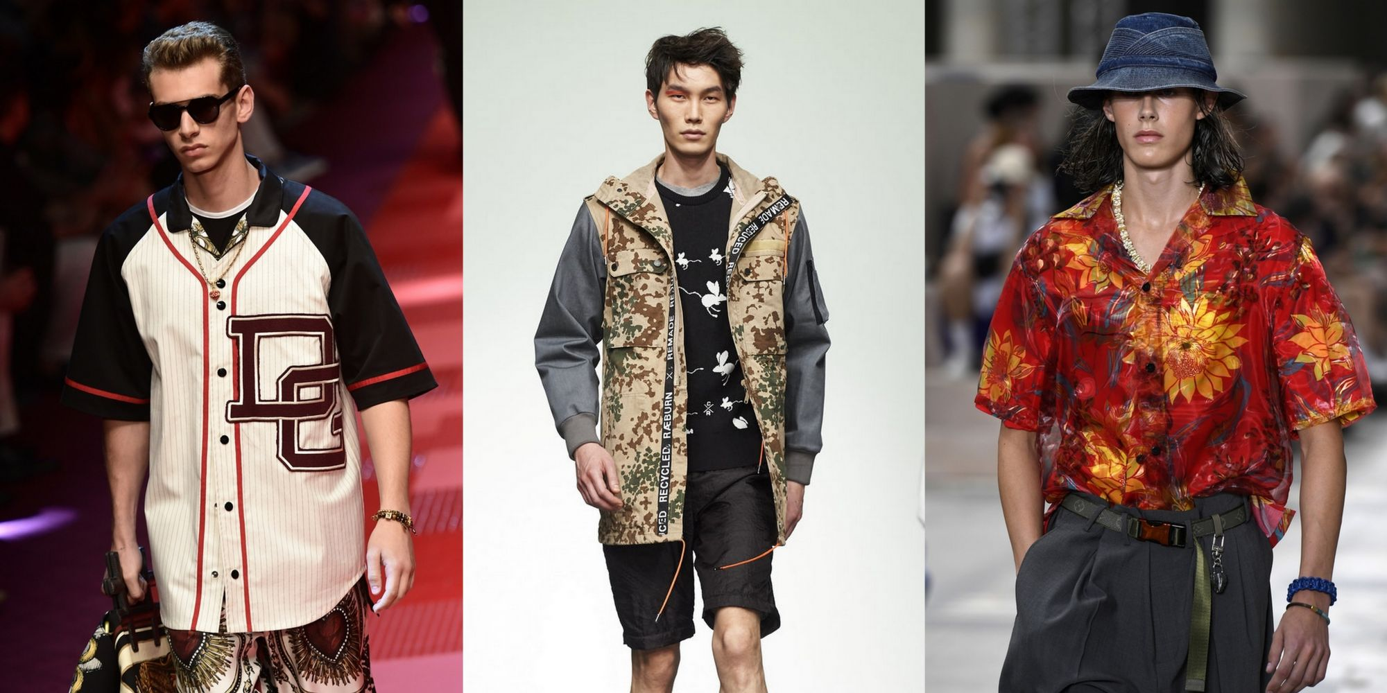 15 Hottest Menswear Trends For Spring 2018