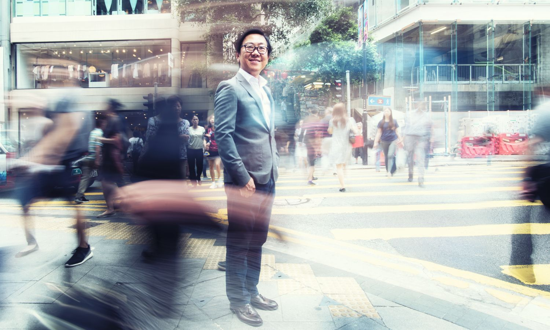 William Lim: Hong Kong Will Stop Moving Upwards