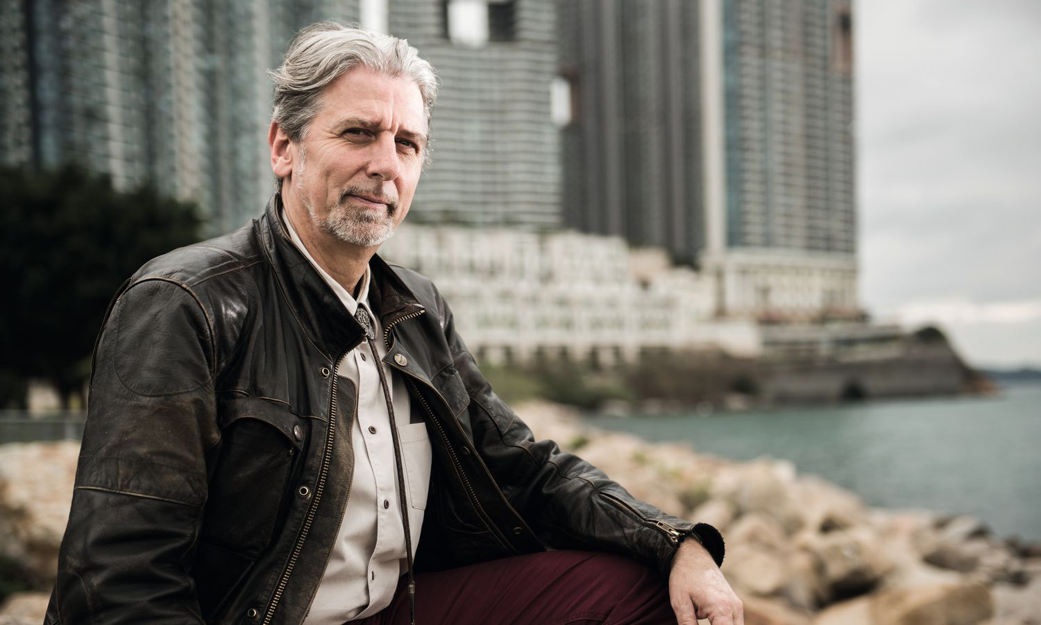Paul Zimmerman On The Biggest Challenge Hong Kong Faces Today