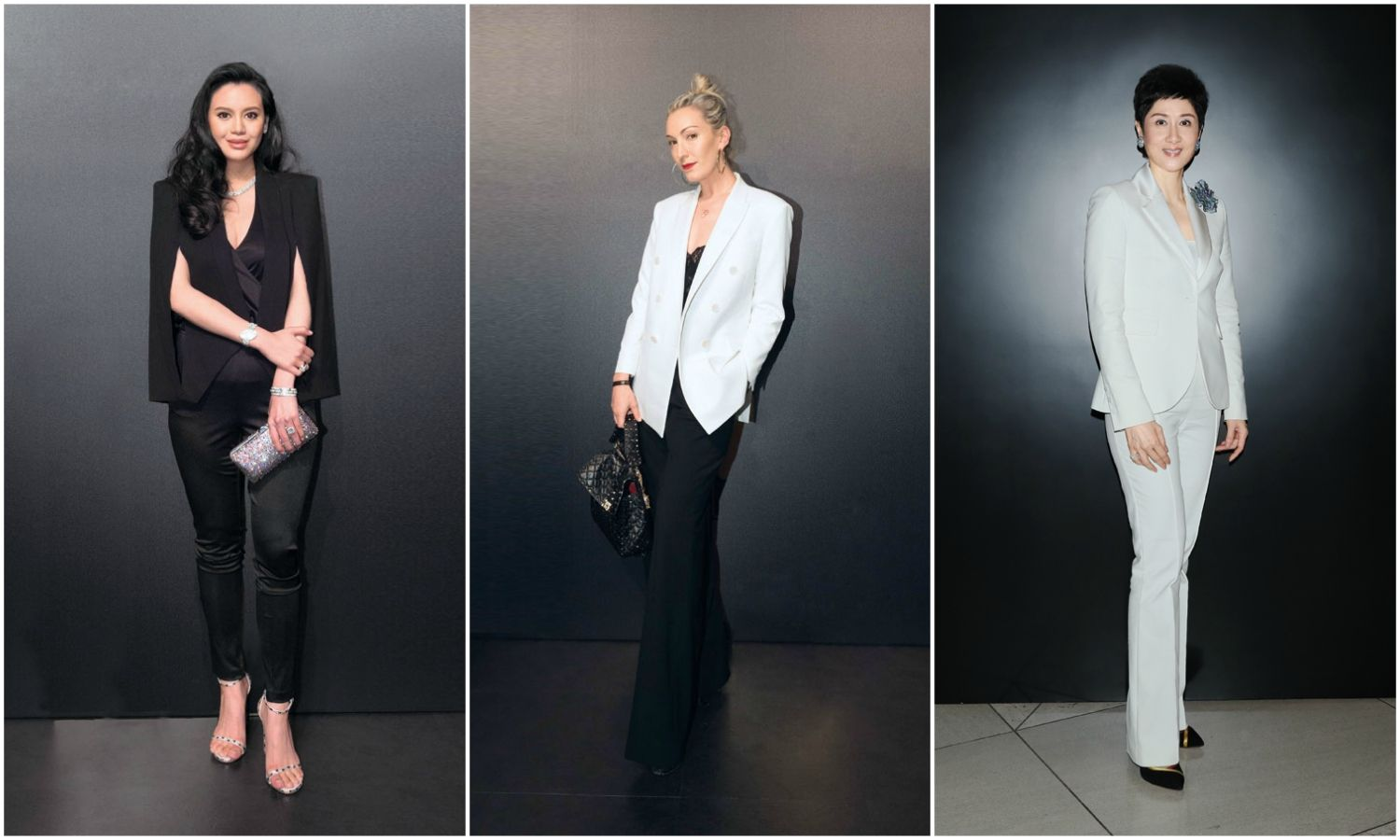 3 Cool Ways To Wear The Power Suit