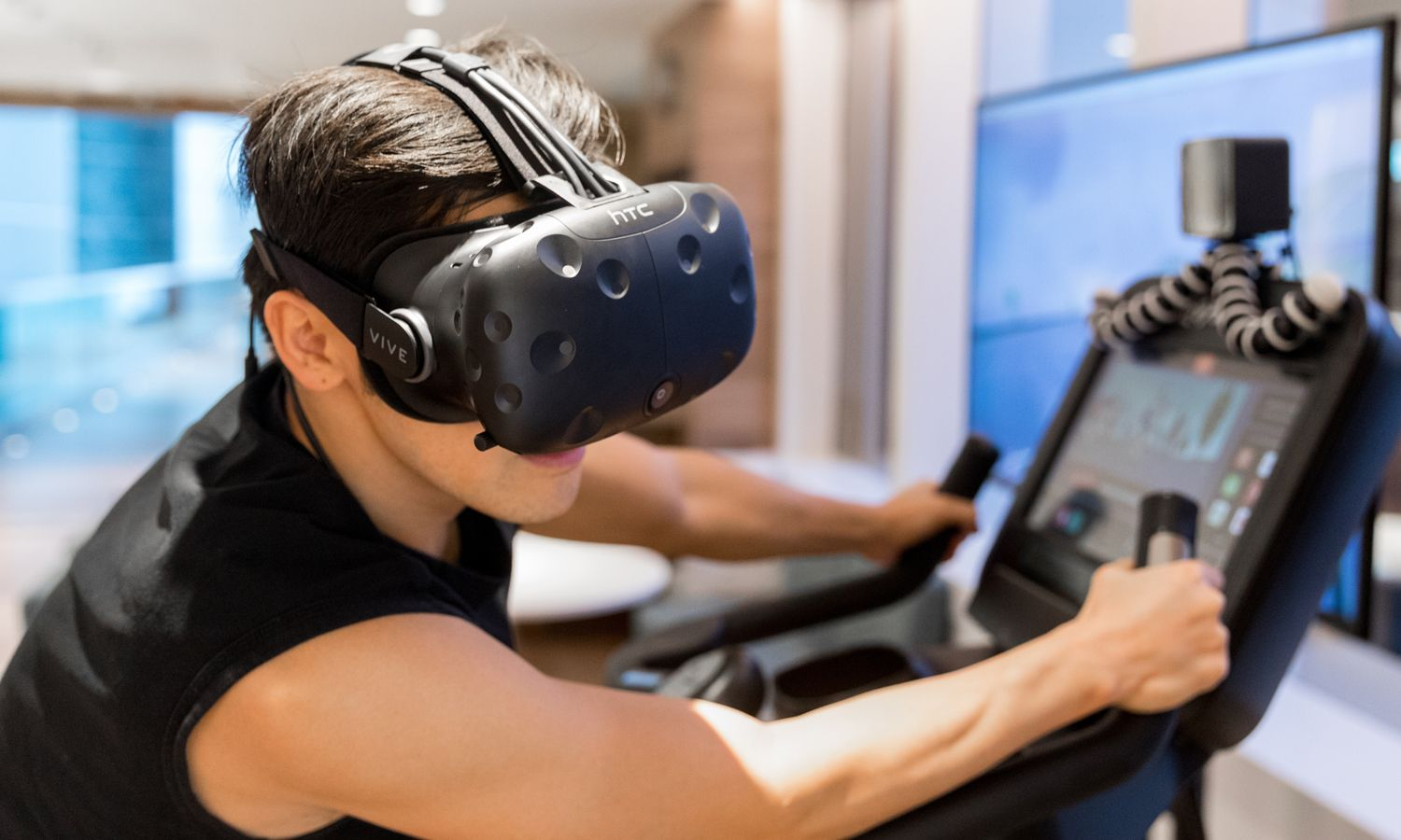 Is VR The Future Of Fitness?