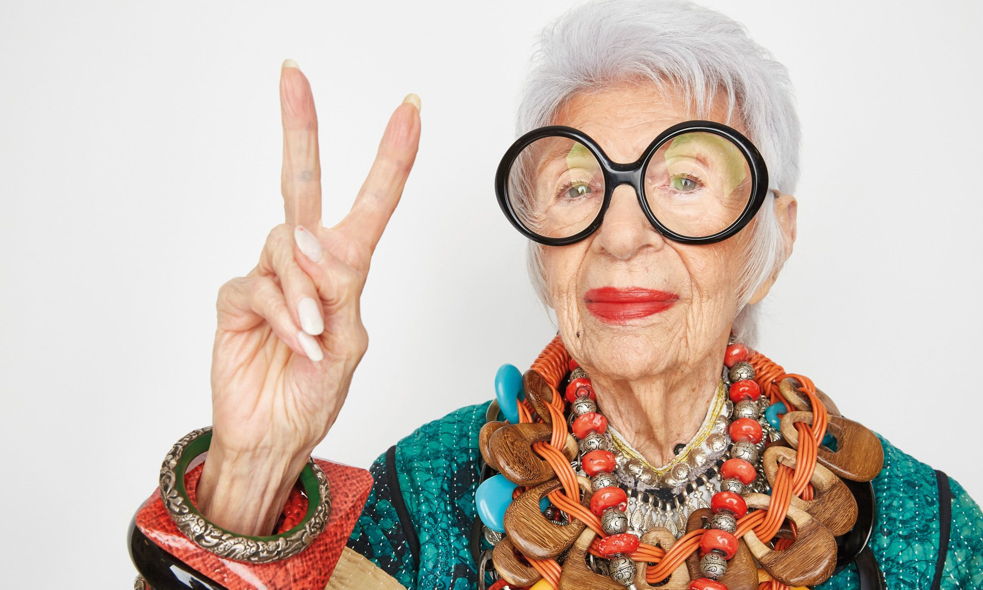 Iris Apfel: The Story Behind The Style Icon