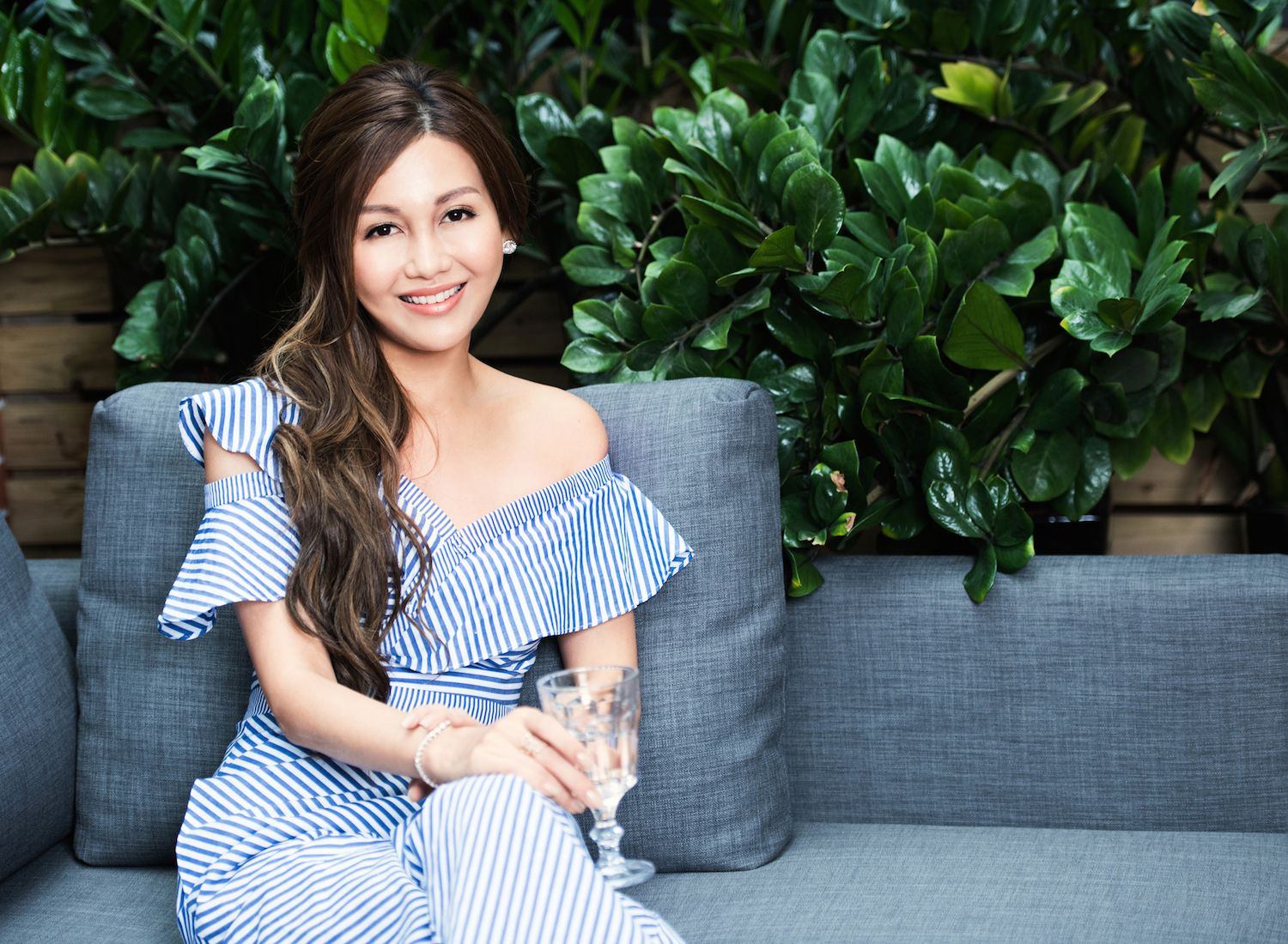 The Tatler 10: Lelian Chew of The Wedding Atelier & The Floral Atelier