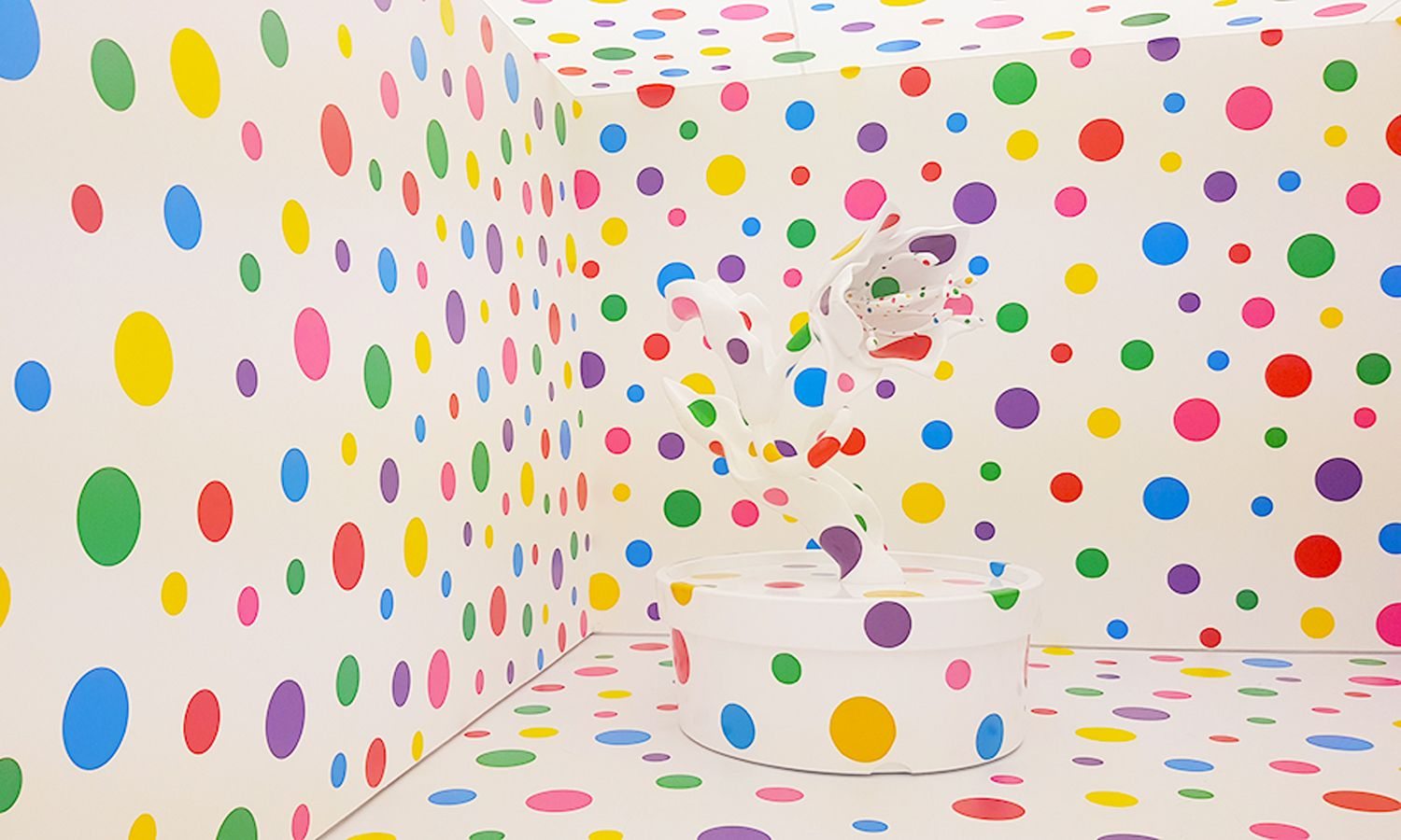 5 Must-See Works At The New Yayoi Kusama Show
