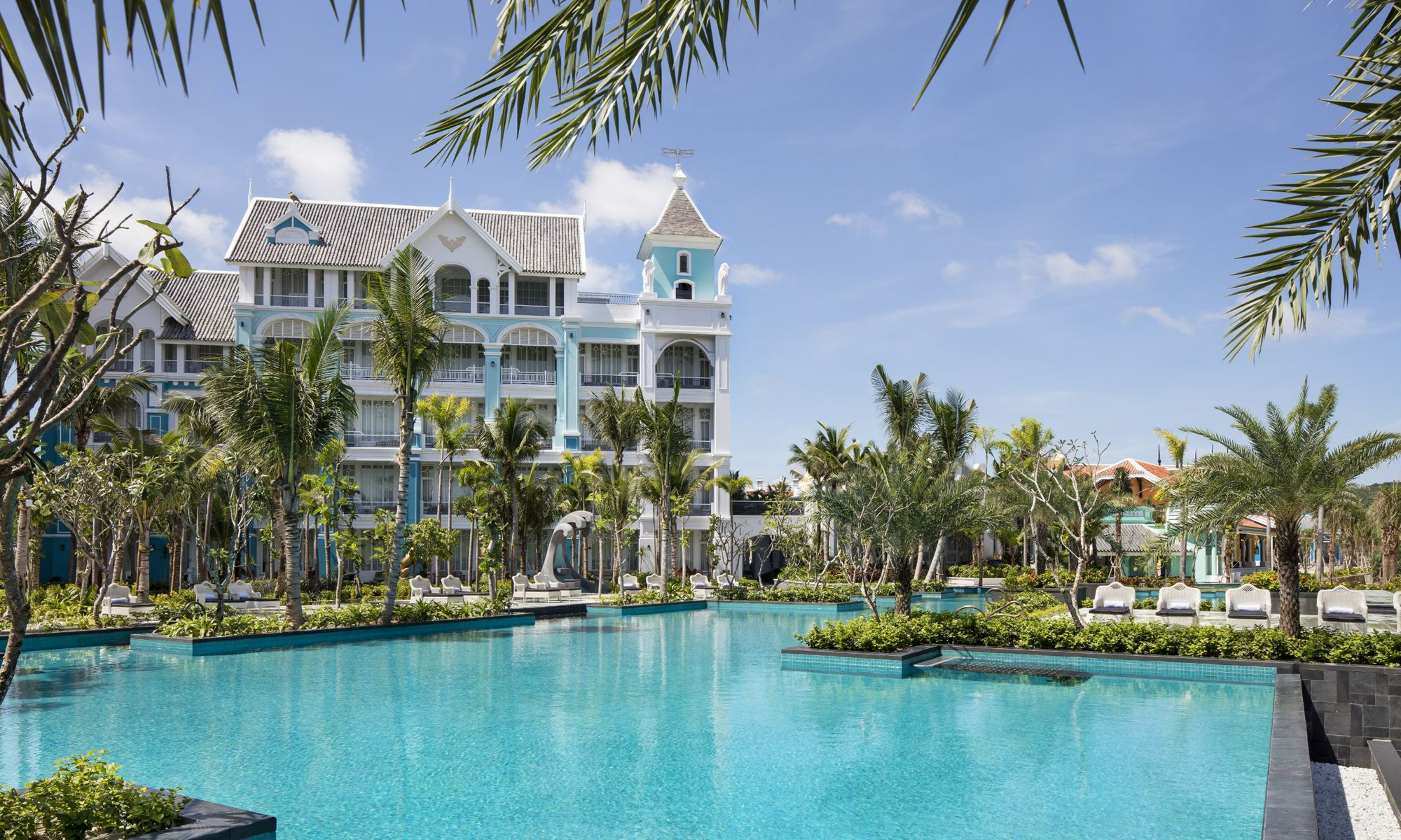 JW Marriott's Phu Quoc Hotel Is Larger Than Life