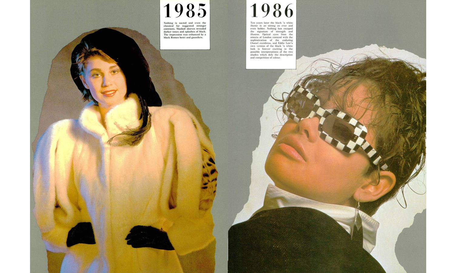 Tatler Throwback: A Black & White Fashion Flashback