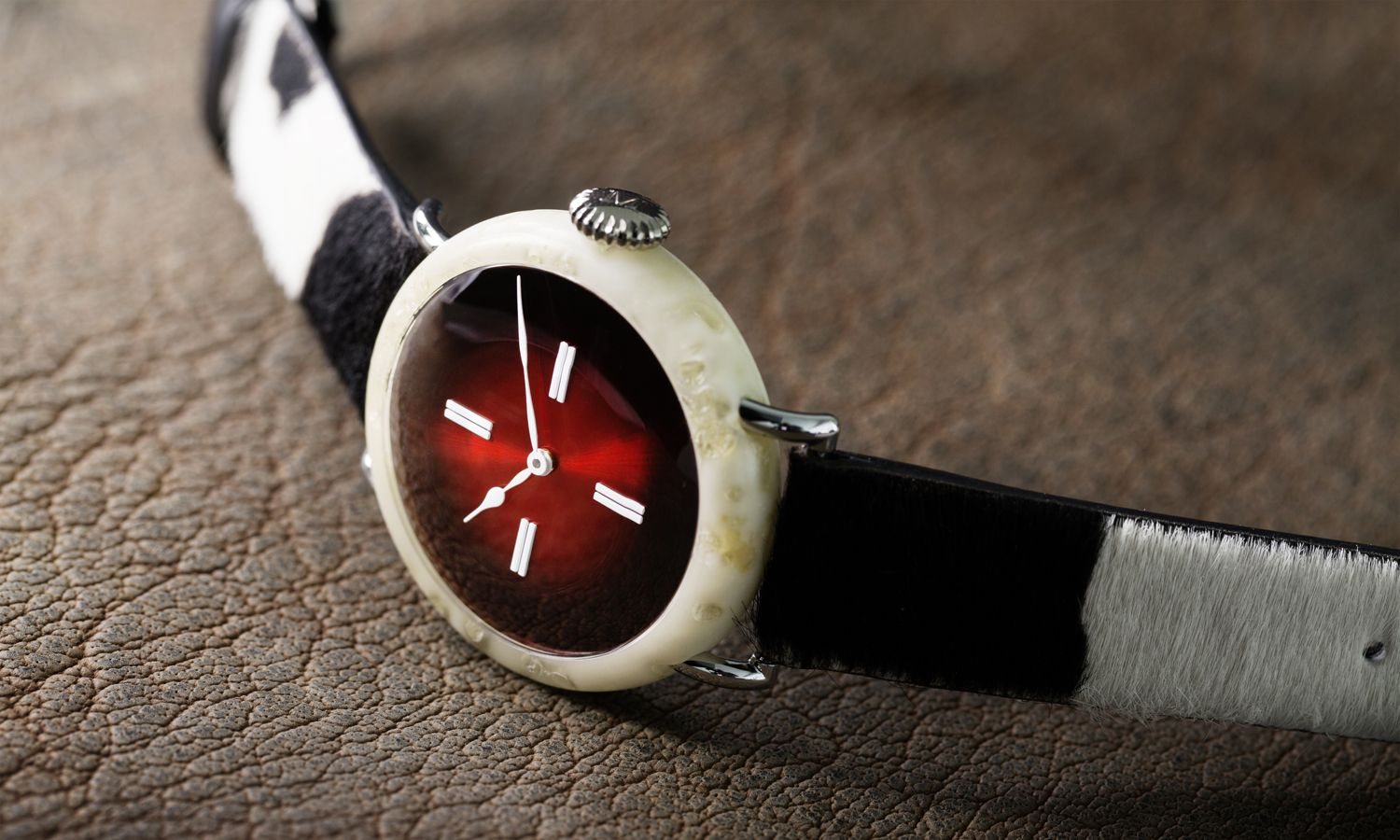 This Swiss Cheese Watch Auctioned For Over US$100,000