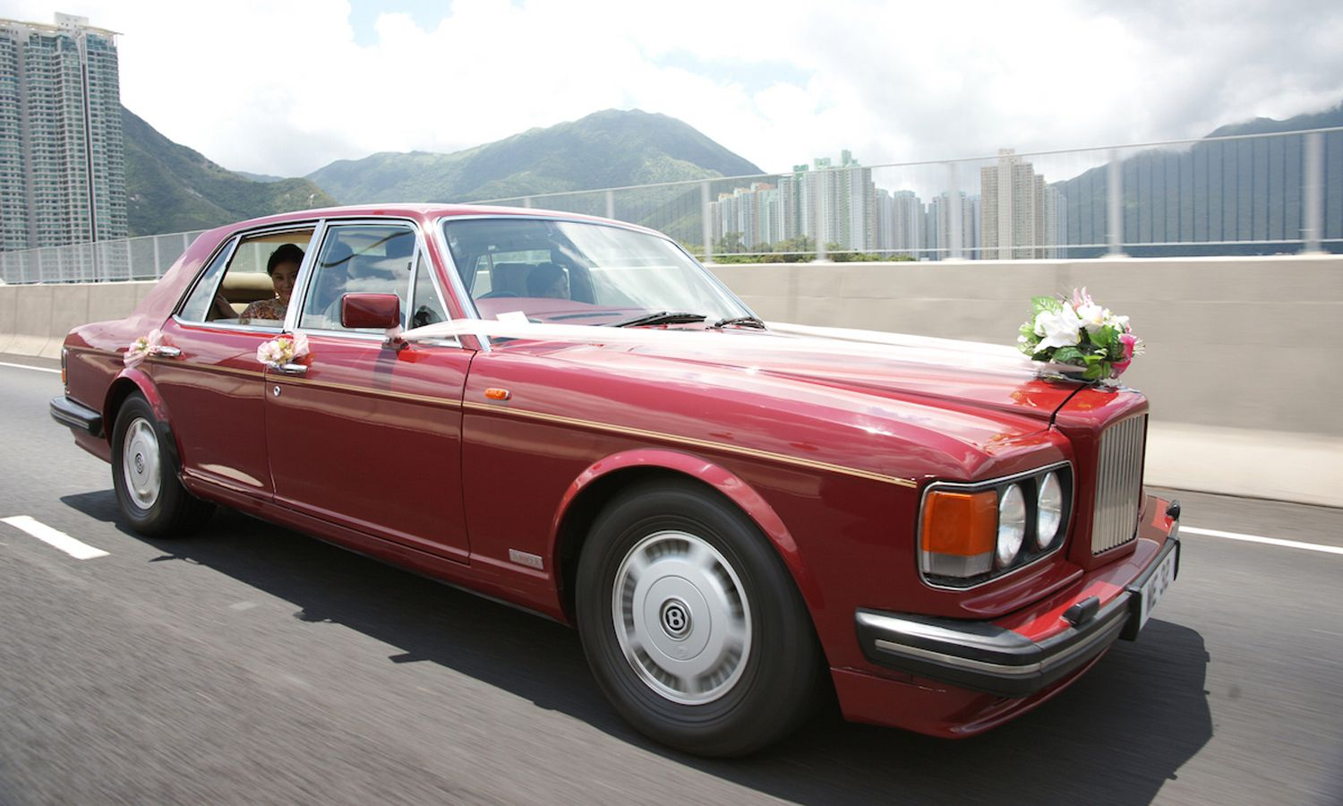 Hong Kong S Coolest Rides For Brides