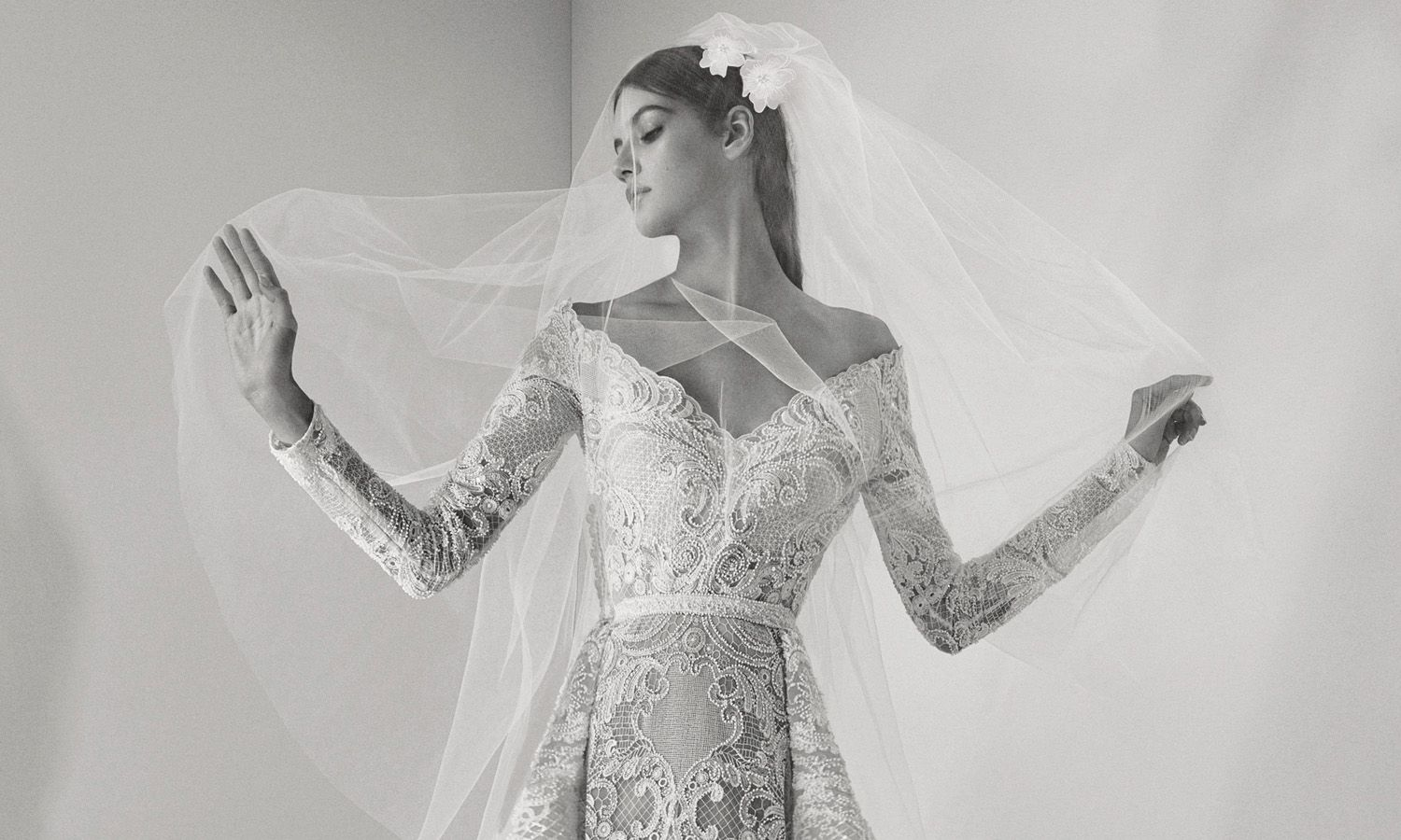 10 Elie Saab Gowns For Bold Brides