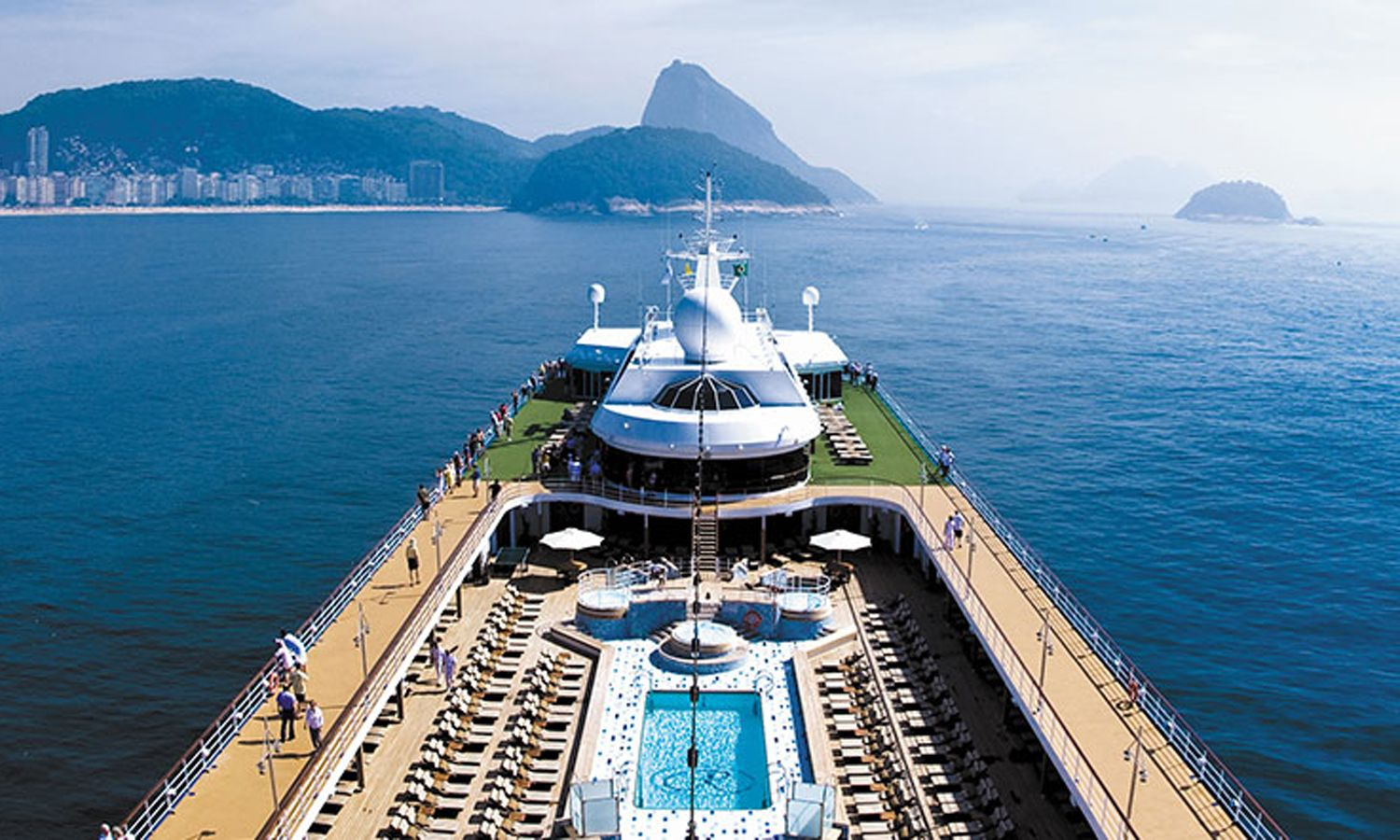 7 Luxury Cruises In Asia For Your Next Holiday