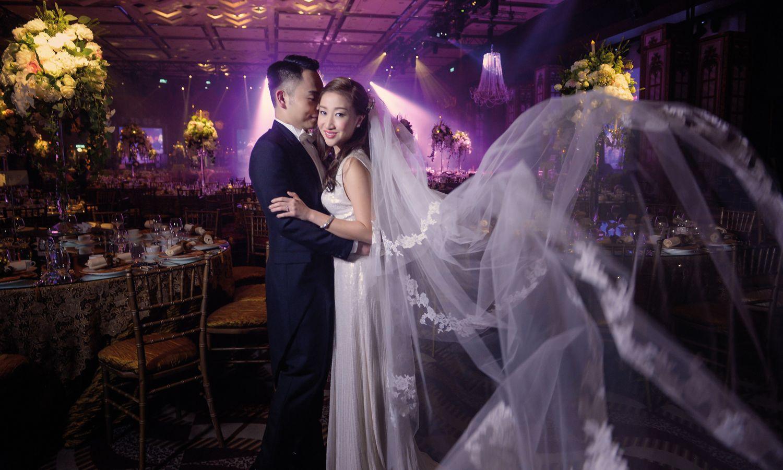 Real Life Weddings: Jacqueline Yam and Eric Yu