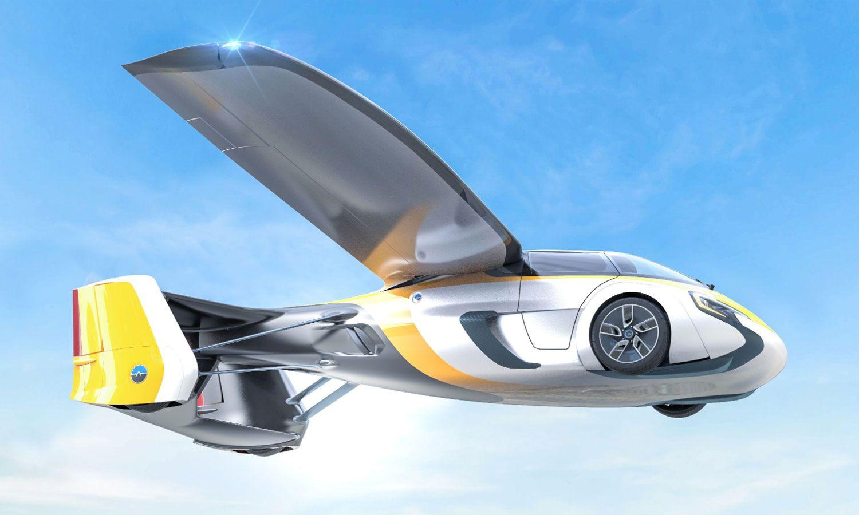 Are Flying Cars The Future Of Air Travel Hong Kong Tatler