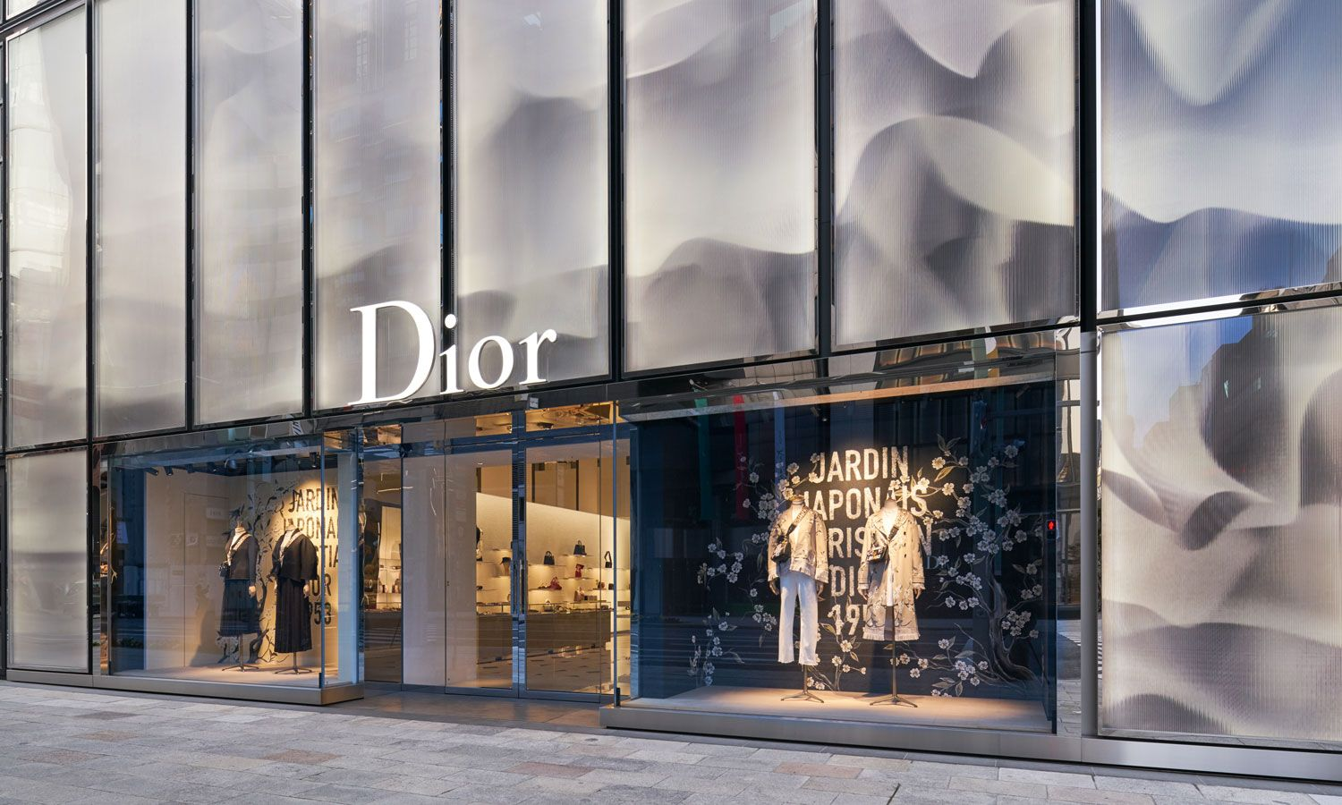 Video: Look Inside Dior's New Ginza Boutique