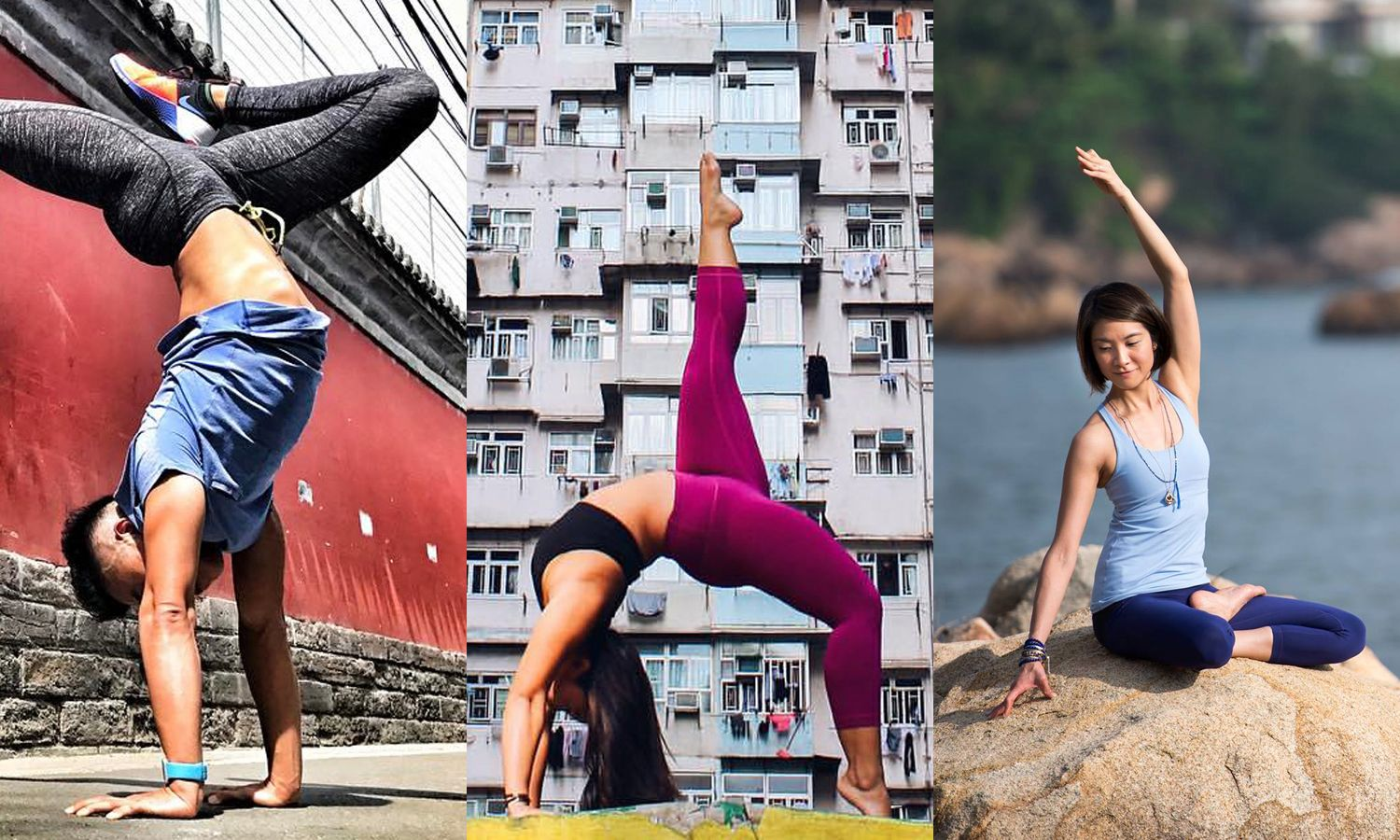 10 Hong Kong Yoga Teachers You Need To Know