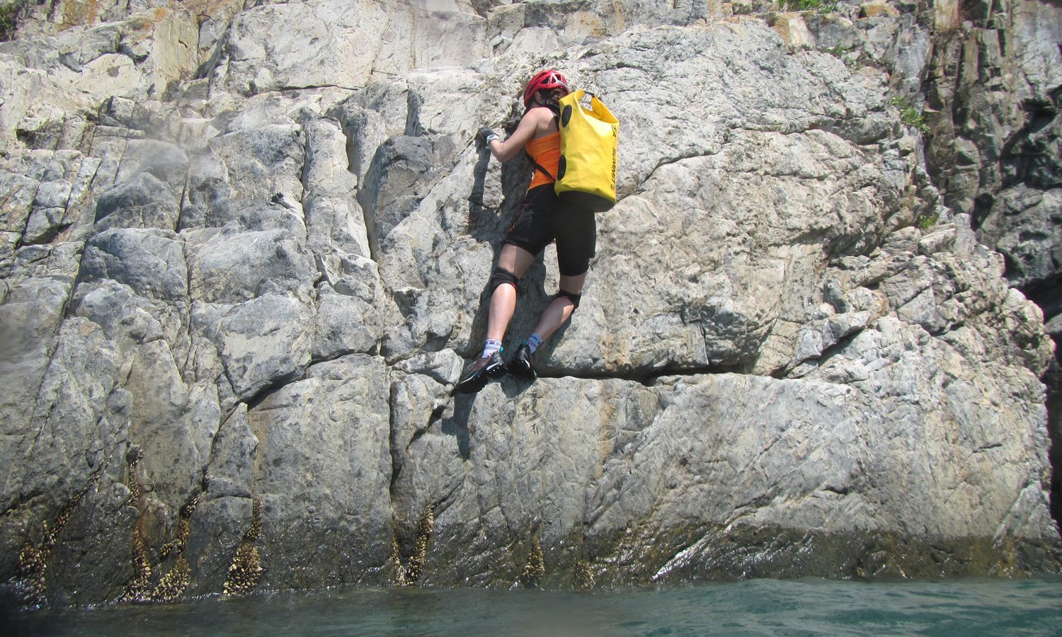 Coasteering: The Eco Adventure Sport You Need To Know About