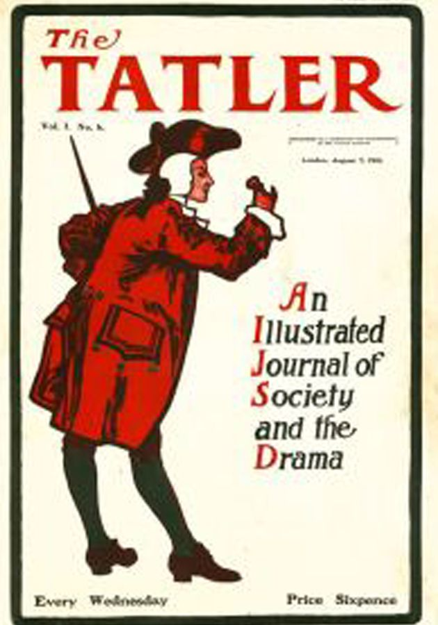 The Story Of The Tatler Man