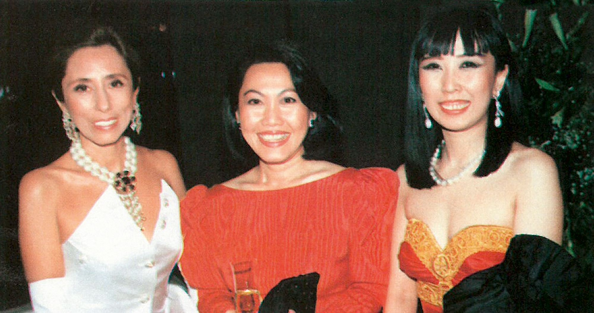 Tatler Throwback: Party Pics From The '90s