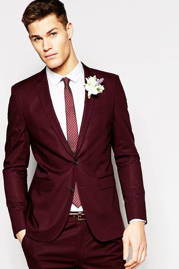 5 Dashing Wedding Suit Trends For 2017